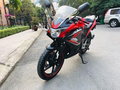 Honda CBR 150 Đỏ Đen Hà Nội Nhập Thái Đời Chót 217