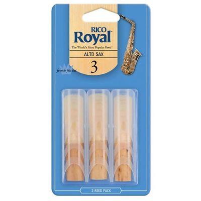 Dăm kèn Alto Saxophone Size 3.0 Rico RJB0330 3 cái