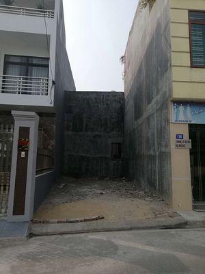 Bán đất mặt đường Nam Hải giá 1 tỷ 400 triệu