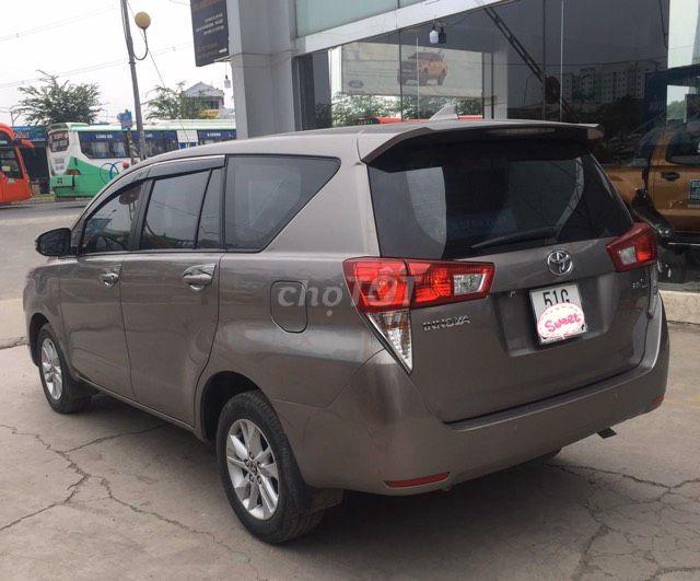 Toyota Innova 2.0E 2018 Số sàn