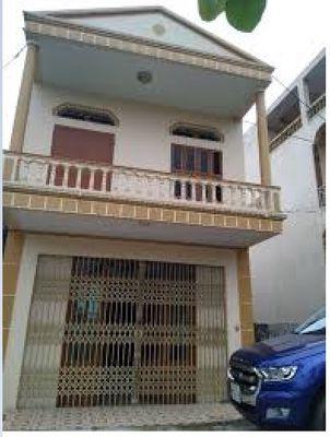 Bán mảnh đất 55m2, có nhà 2 tầng,Giang Biên, LB