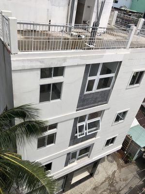 Cho thuê phòng trọ hẻm 71/6 Chu Văn An,mới 100%