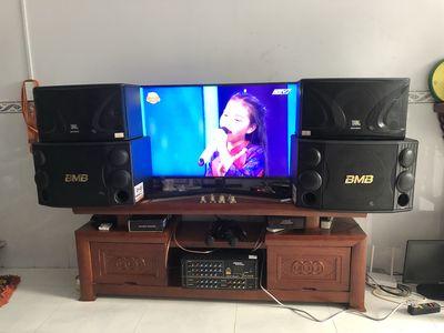 DÀN KARAOKE BMB-JBL-JARGUAR 4 LOA CÒN BẢO HÀNH