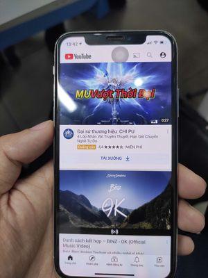 Apple iPhone X Trắng 256 GB, bán or giao lưu 11Pro