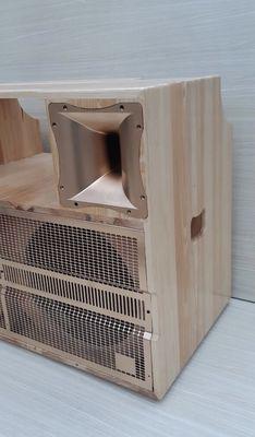Vỏ thùng loa kéo cao cấp gỗ thông liền khối