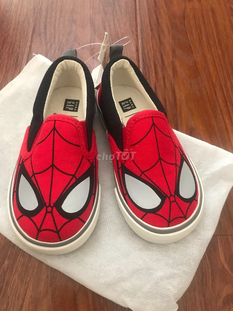 0902689598 - Giày Spiderman chính hãng Gap size 23