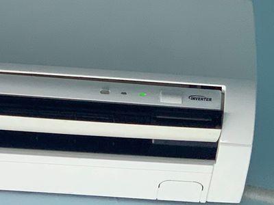 Máy lạnh Panasonic inverter 1HP con mới bảo hành