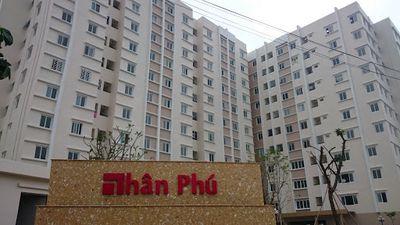 Chung cư Nhơn Phú  Quận 9 56m² 2 PN