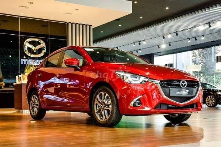 Mazda 2 NHẬP THÁI, KHUYẾN MÃI SỐC, GIAO XE TẬN NHÀ