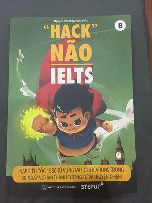 Sách hack não IELTS