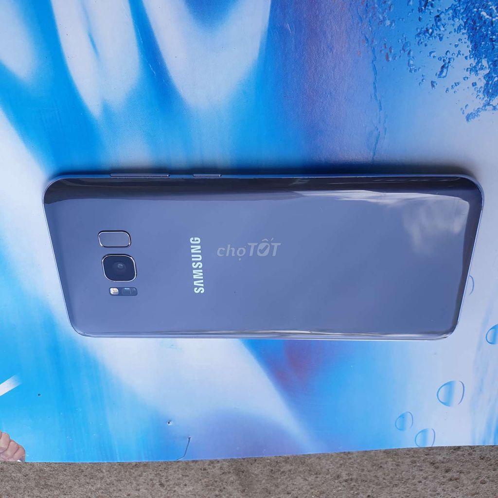 Samsung Galaxy S8 Plus Tím
