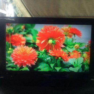 """LCD TOSHIBA 24"""" ,hàng đẹp -cho phòng trọ , 400k"""