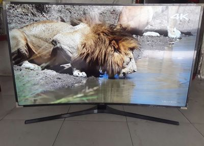 Thanh Lý SAMSUNG TV 49in màng hình cong Bắt WIFI