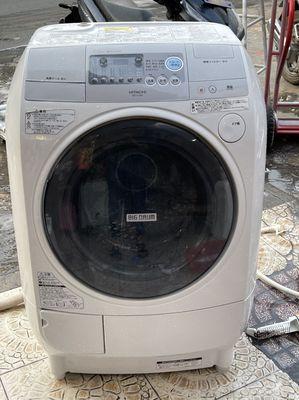 Máy giặt HITACHI BD-V1200L giặt 9kg sấy 6kg