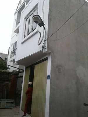 Nhà 2 tầng mới 41m2 gần Trôi, Hoài Đức giá rẻ