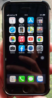 Q.3 : Bán Iphone SE 256Gb (2020) Lock màu trắng