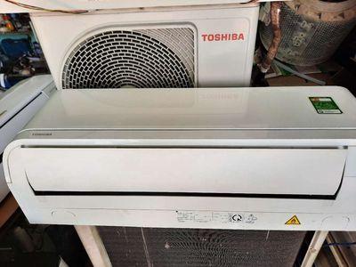 Máy lạnh toshiba 1.0 hp đẹp như mới 99%