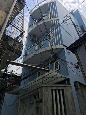 Nhà 3 tầng Xô Viết Nghệ Tĩnh P21 Bình Thạnh 45m2