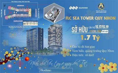 Chung cư FLC SeaTower 45m² 1 PN