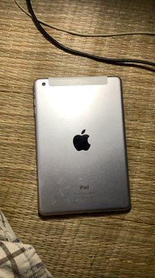 Ipad mini 2 wifi + 4g bạc 16gb