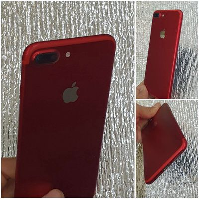 Iphone 7 plus đỏ VN zin nguyên 3u mua hoangha