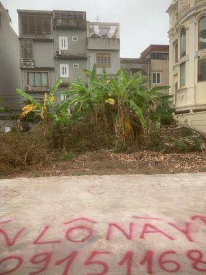 Bán đất lô 17 Đường Lê Hông Phong giá đầu tư.