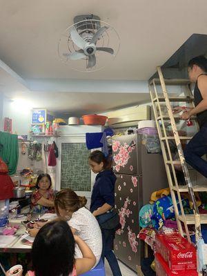 Nhà nhỏ SHR Nguyễn Văn Nghi F7 GV. Trệt lầu 2pn2wc