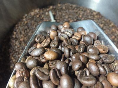 Cafe hạt rang nguyên chất 100%