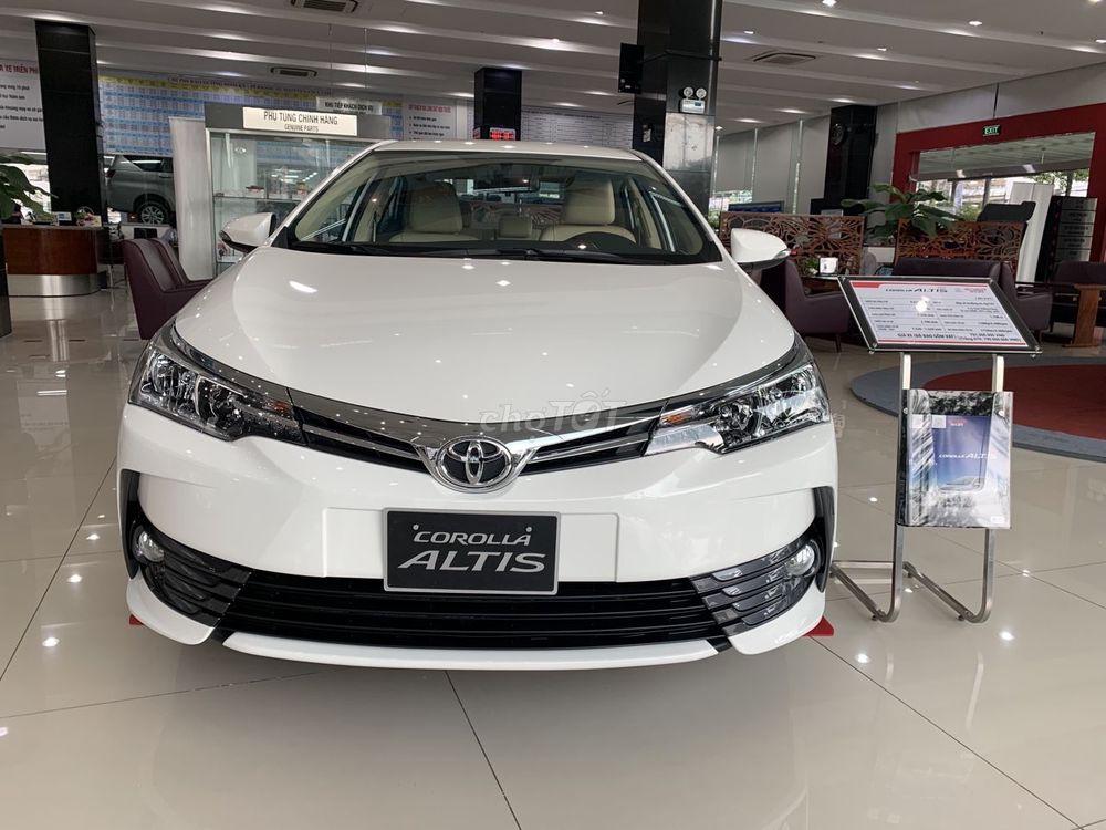 Corolla Altis 1.8G số tự động 2019 GIAO NGAY!!