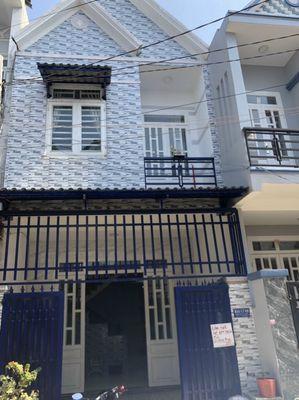 Nhà 2 tấm bửu hoà,3pn,68m2,đường5m,shr,gần chợ đồn