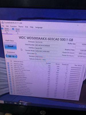 ổ cứng hdd 500gb máy bàn