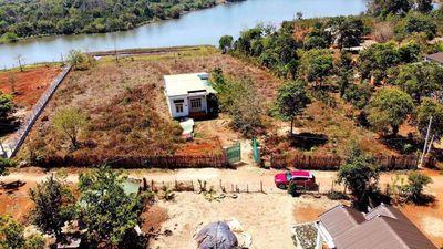 Nhà vườn View hồ Buôn Bông Eakao, 400m2 thổ cư