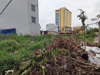 Bán nhanh lô đất 58,8m2 khu TĐC Tam Kỳ, Vĩnh Niệm