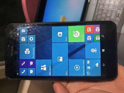 Bán lumia 640xl , máy còn rất tốt, chạy nhanh