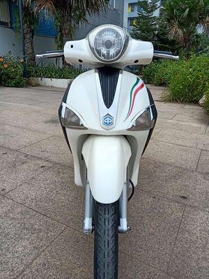 Piaggio Liberty 125ie, phun xăng, bộ đội đi