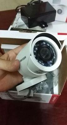 Trọn bộ 4 camera Hikvision full HD, bao công lắp