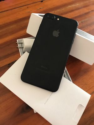 Iphone 7 plus 256gb đen Q.Tế VN/a zin all BH 12/20