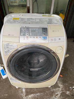 Máy giặt nội địa nhật giặt 9kg sấy 6kg đởi 2010