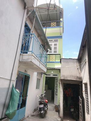 Nhà nhỏ xinh xinh bán hoặc cho thuê 3500k  1/th