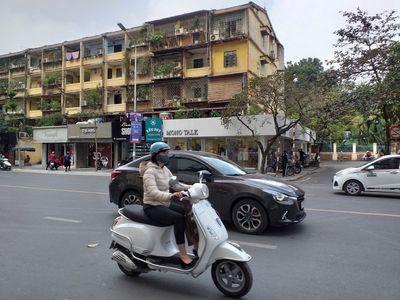 Cực đẹp bán nhà phố Hoàng Văn Thái 145m2 x 8 tầng