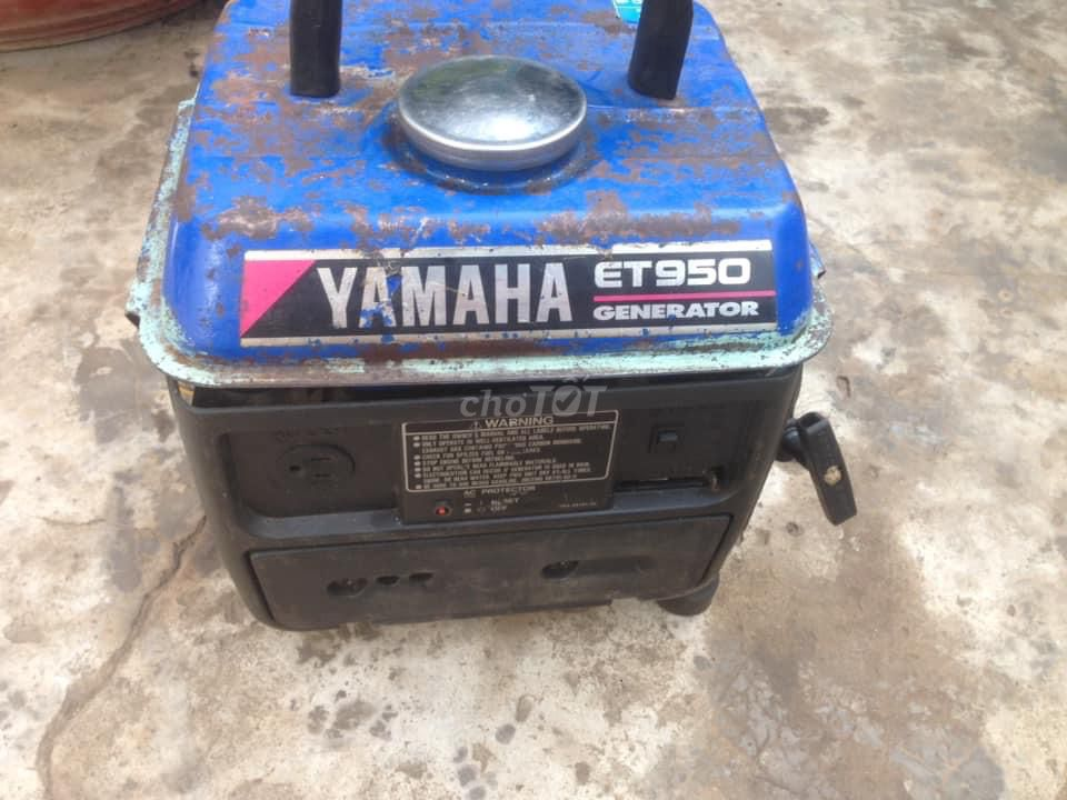 0833239993 - Máy phát điện et950 máy 2 thì điện 220v