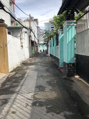 Bán lô đất HXH đường 17 Linh Chiểu TP Thủ Đức 68m2