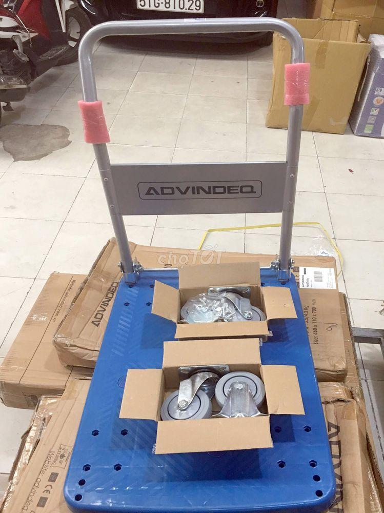 0904889779 - Xe đẩy hàng ADVINDEQ PT-150 (Mới 100%, có 20 cái)