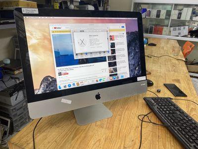 Máy Tính iMac 2011 - Core i5 Ram 4G HDD 500G