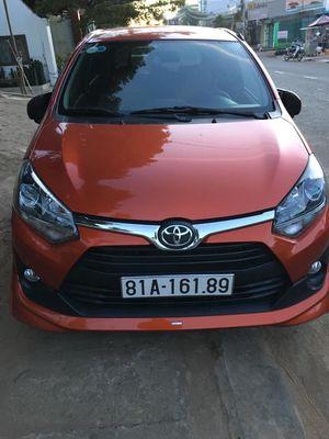 Toyota Wigo 2018 Tự động xe 1 chủ