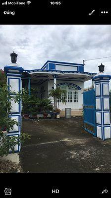 Nhà Biệt Thự Vườn