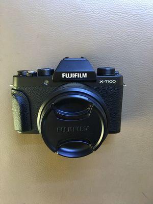 Fujilim xt100+15-45mm chính hãng