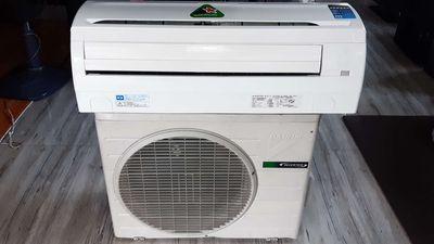 Máy lạnh Daikin Nhật nội địa (2 chiều ) 1.5Hp