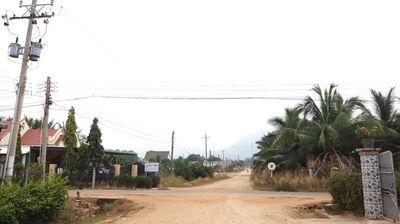 Đất  1,1ha  khu dân cư,  Bình Thuận 3.7  tỷ.