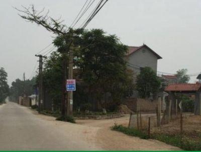 Chuyển nhượng Đất Tân Minh-Huyện Sóc Sơn 500m²
